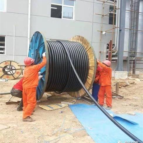 电力电缆铺设及施工